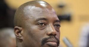 Joseph Kabila, DRC President