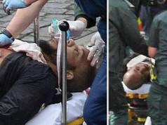 Khalid-Masood, the suspected London attacker