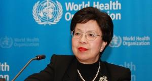 Dr. Margaret Chan, WHO DG