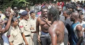 Nigerians attacked in India