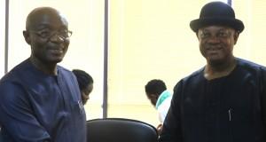 Charles Achodo, and Gen. Paul Boroh