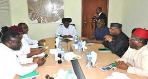 PDP Govs meet Jonathan