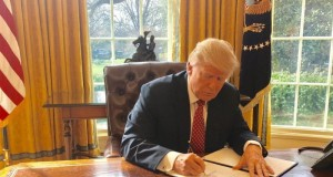 Trump signs new U.S travel ban
