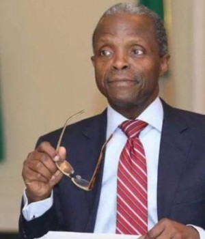 VP Yemi-Osinbajo