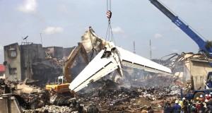 Crashed Dana Air