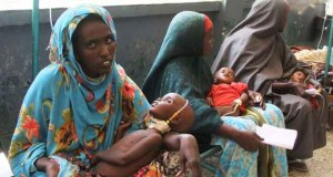 Somalia ravaged by famine and diarrhoea