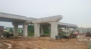 Abandoned Ojodu-Alagbole bridge