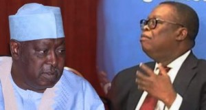 Suspended SGF Babachir-Lawal and NIA DG Ayo-Oke