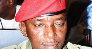 Solomon Dalung, Sports Minister