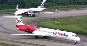 Dana and Arik Air
