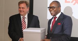 Kachikwu meets ExxonMobil IOC