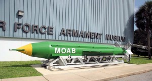 GBU-43 bomb