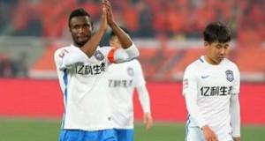 Mikel Obi in China