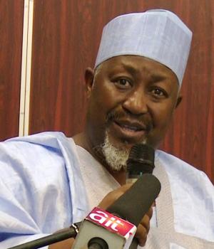 Gov.Jigawa State, Mohammed Badaru Abubakar