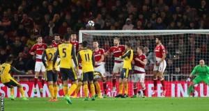 Sanchez goal