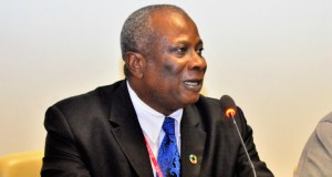 UNDP Resident Representative, Edward Kallon