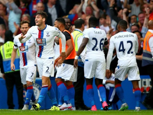Christian Benteke says Crystal Palace need to keep their good form going