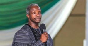 Acting President Yemi-Osinbajo
