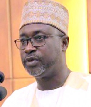 Engr. Suleiman Adamu, Minister of Water Resources