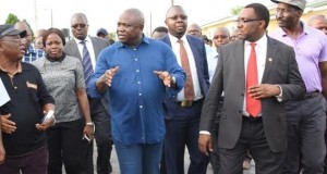 Ambode commissions projects