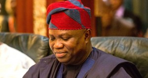 Gov.Ambode at NEC