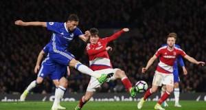 Chelsea vrs Middlesborough