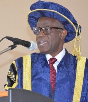Prof. Fuwape, FUTA VC