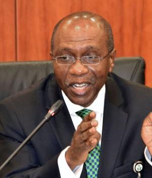 Godwin-Emefiele, CBN Governor