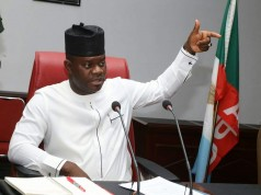 Gov Yahaya-Bello of Kogi