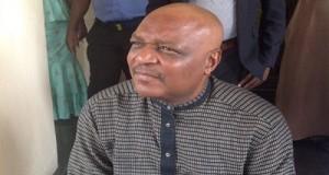Rev. Jolly Nyame, former Taraba governor