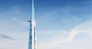 Jeddah;s Kingdom Tower