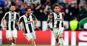Juventus through to UEFA Champions League Final