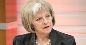 British PM, Theresa May