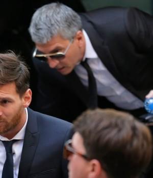 Messi tax fraud case