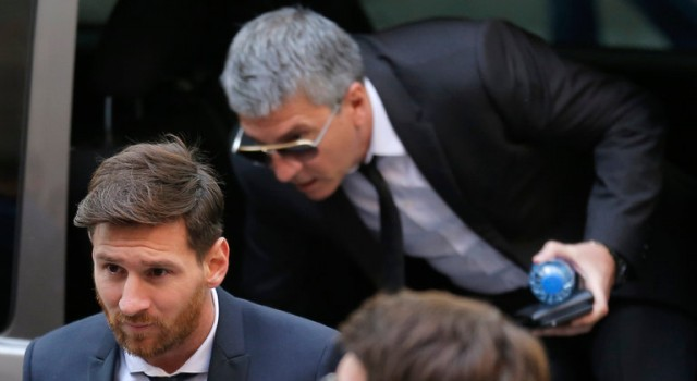 Messi tax fraud case