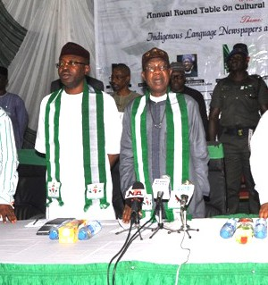 Ayakoroma; Special Adviser on Media and Communication to the Kaduna State Governor, Mr Muyiwa Adekeye; Minister of Information and Culture, Lai Mohammed; Chairman, Leadership Group of Newspapers, Sam Nda-Isaiah