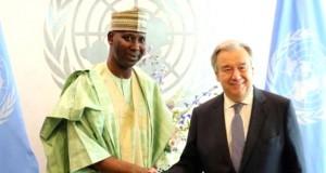 Prof. Tijjani Bande, Nigeria's-Permanent-Representative-to-the-UN