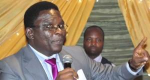 Prof. Olusola Oyewole, suspended FUNAAB VC