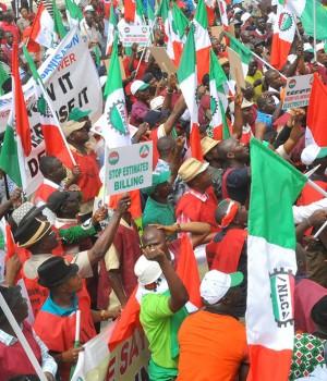Protest in Abuja