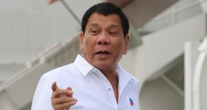 President Rodrigo Duterte of Philippines