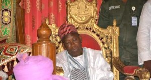 Gov. Ganduje caught on camera sleeping