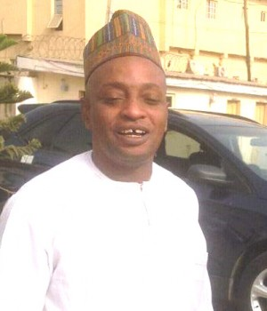 Taufiq Isah, Administrator of Ijumu Local Government,