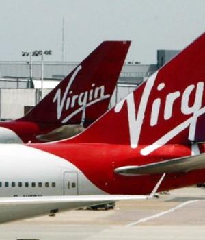 Virgin Atlantic flight
