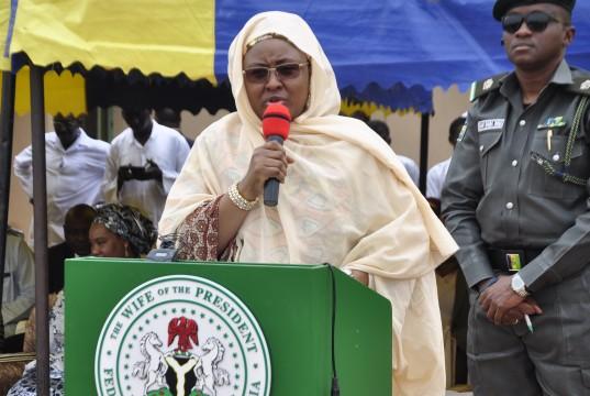 Wife of President, Aisha Buhari