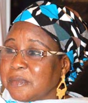 Zainab-Maina, ex-Women Affairs Minister