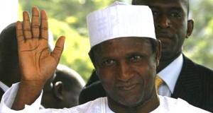 Late former President Umaru Musa Yar'Adua