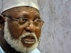 Gen. Abdulsalami Abubakar,