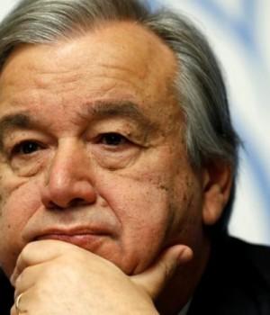 Antonio Guterres, UN Sec. Gen