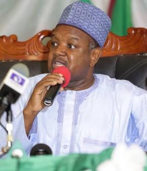Gov. Abubakar Bagudu