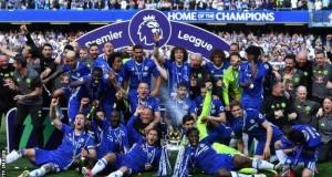 Chelsea champs